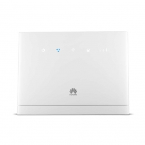 4G LTE WiFi маршрутизатор Huawei B315s-22 (White)