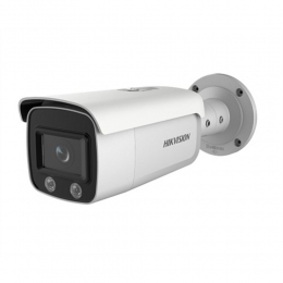 IP камера Hikvision DS-2CD2T47G1-L (4 мм) 4 Мп ColorVu, Ethernet, PoE