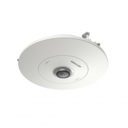 IP камера Hikvision DS-2CD63C5G0E-S/RC (2 мм) 12 Мп Ethernet, PoE, микрофон
